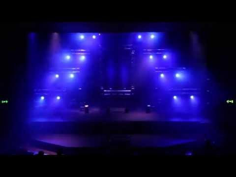 Theatre lighting demo