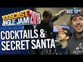 COCKTAILS & SECRET SANTA! - YOGSCAST JINGLE JAM! - 13th December 2018