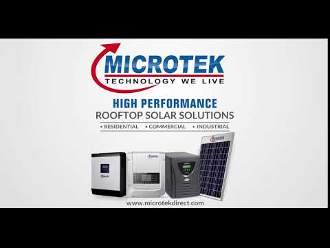 Microtek Solar Products