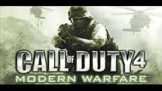 call of duty 4 modern warfare on amd radeon hd 8470d amd a6 6400k