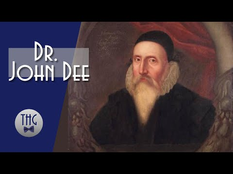 Dr. John Dee, Queen Elizabeth I's Astronomer and Scientist