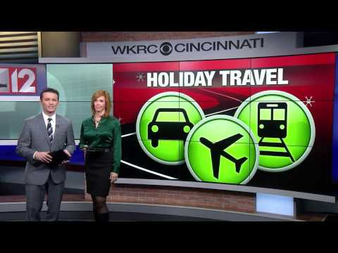 AAA holiday travel tips: 9.6M Americans driving for the holidays, including 4M Ohioans