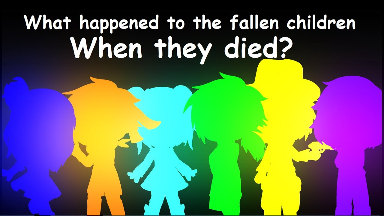 Download What happened when the fallen children died?// ORIGINAL//READ THE PIN COMMENT AND EARRAPE WARNING