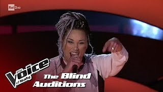 "Elisabetta Eneh ""Rome Wasn't Built in a Day"" - Blind Auditions #2 - The Voice of Italy 2018"