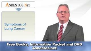 Symptoms Of Lung Cancer | Asbestos.net