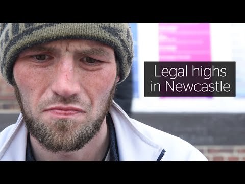 Legal Highs in Newcastle