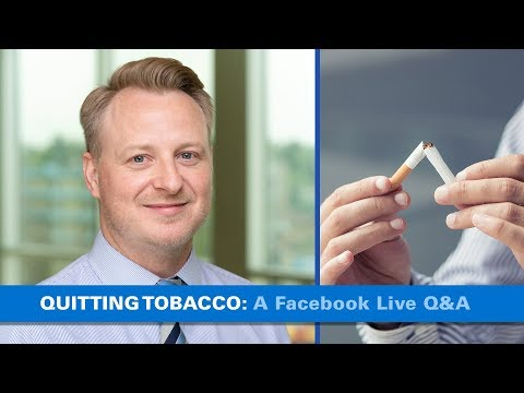 Tips For Quitting Tobacco From The National Jewish Health QuitLine