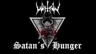 WATAIN - Satan's hunger Lyric Video