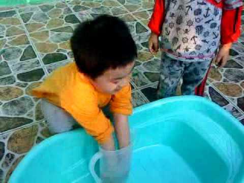 Chuyền bóng nước