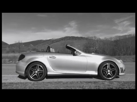 shape 39 s mercedes slk 200 r171 youtube. Black Bedroom Furniture Sets. Home Design Ideas