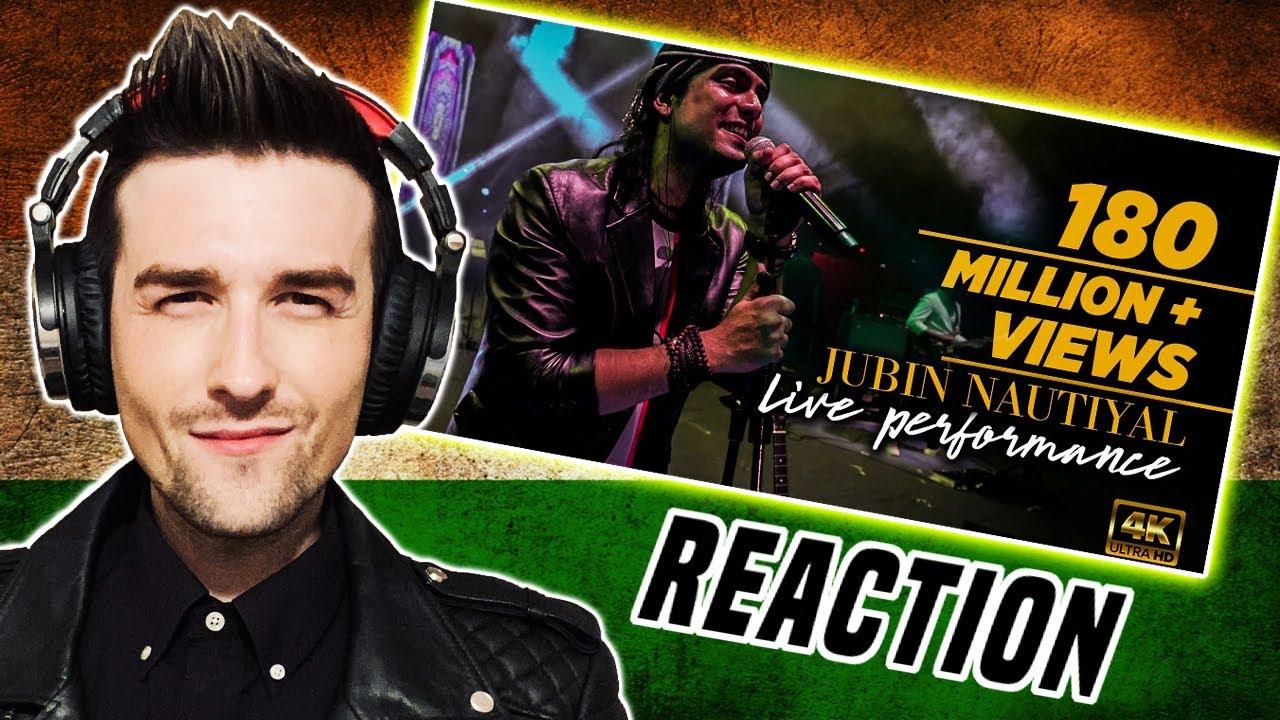 Download Tujhe Kitna Chahein Aur Hum | Kabir Singh | Jubin Nautiyal Live (REACTION!!!)