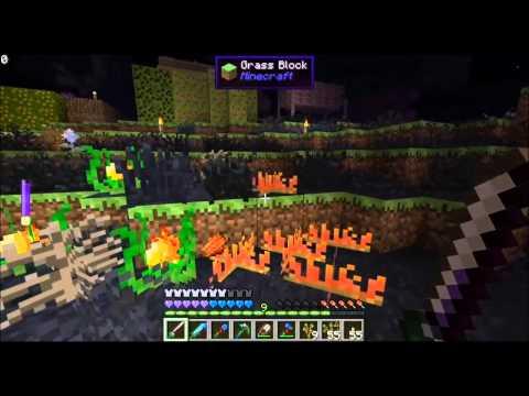 Killing Treebeard! Summoning an Ent in Minecraft Witchery