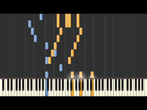 I Had a Farm in Africa (Out Of Africa OST) – Piano tutorial