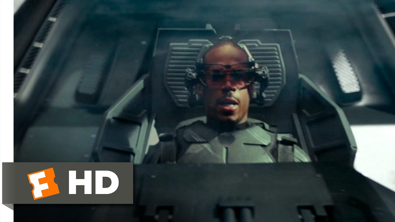 Download G.I. Joe: The Rise of Cobra (8/10) Movie CLIP - Into the Ionosphere (2009) HD