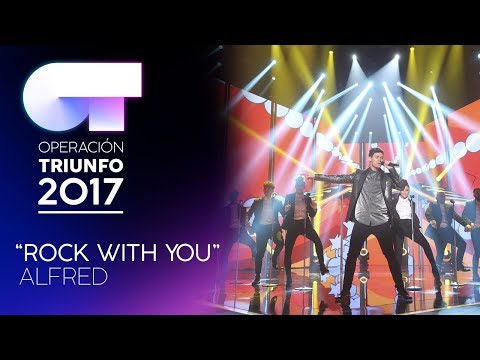 ROCK WITH YOU  Alfred  Gala 7  OT 2017