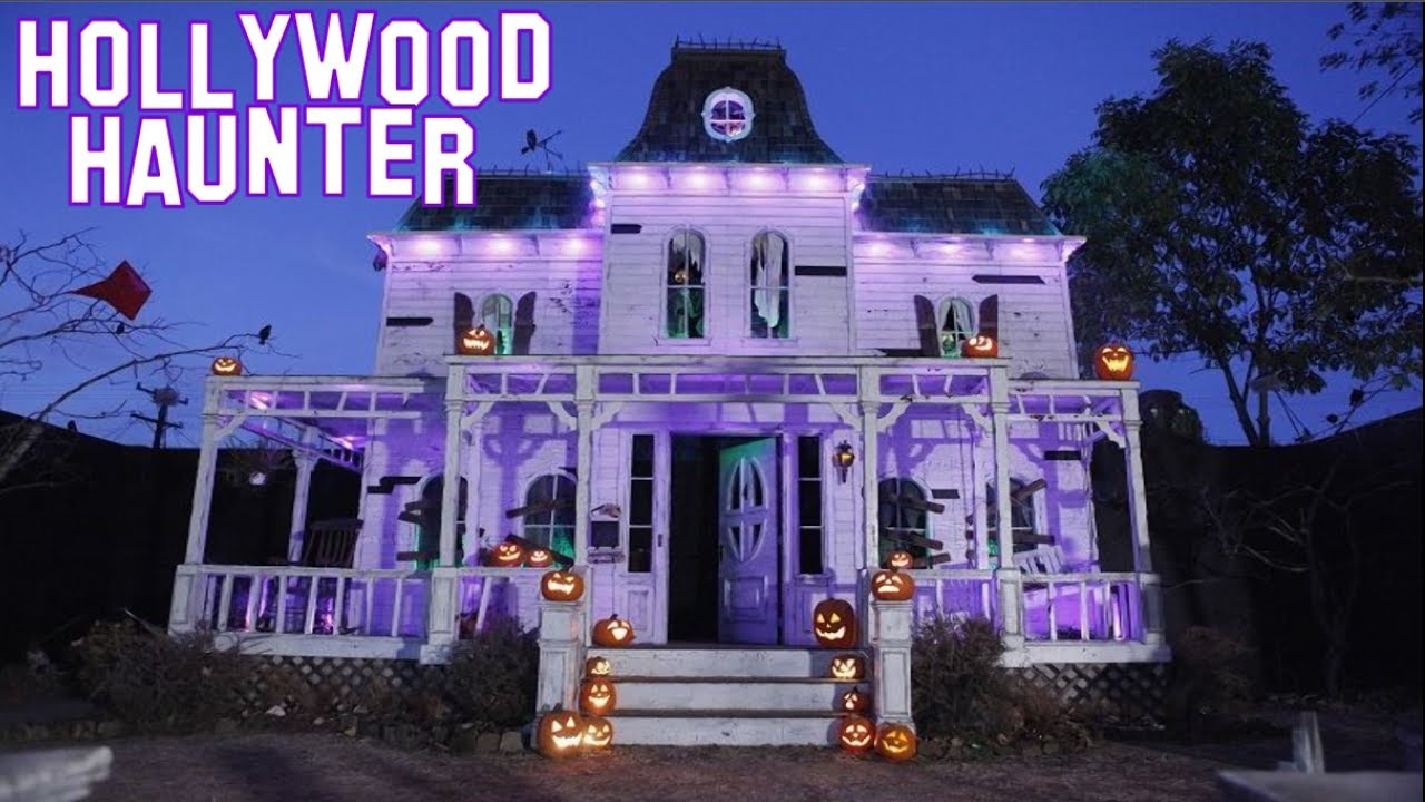 Haunted House Home Haunt Halloween Decoration Prop Ideas For Yard Display