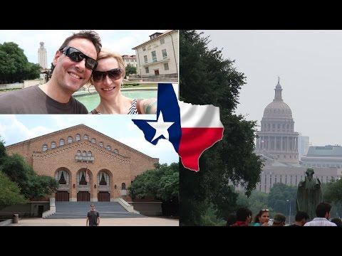 USA Texas Vlog #7 FMA Campus UT Austin feat. Jack