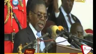 Dkt  Shein Athibitisha Uwepo Wa Marudio Ya Uchaguzi Mkuu Zanzibar