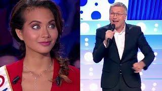 Baixar Dans ONPC, cette remarque de Ruquier sur Miss France est mal passée