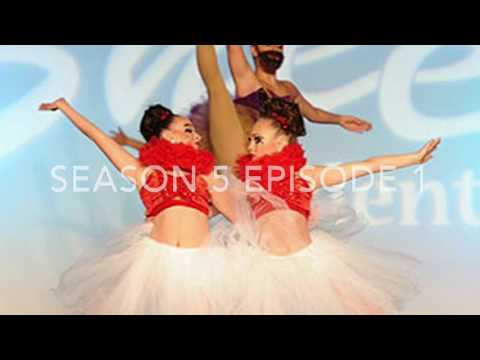 First group dance of each season