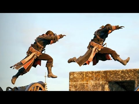 Assassin's Creed Unity Legendary Templar Brothers vs Co op Missions