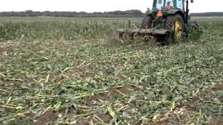 Corn Stalk Chopper