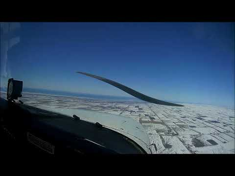 Cessna 172 Steep Turns and Bounced Landing