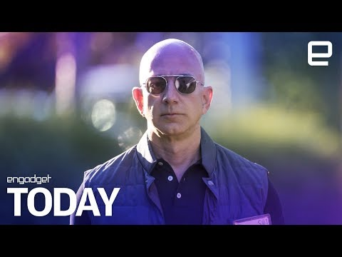 Amazon, JP Morgan and Berkshire Hathaway team up for healthcare | Engadget Today