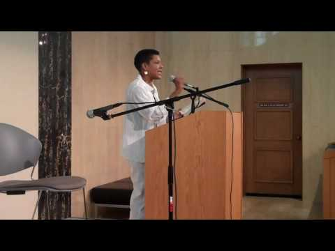 Tananarive Due reads at the VONA Faculty Reading