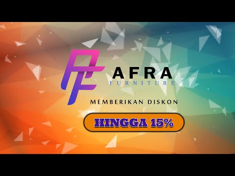 HUT LAMBAR KE-29 | ADA DISKON DI AFRA FURNITURE - Medialampung.co.id from YouTube · Duration:  1 minutes 53 seconds