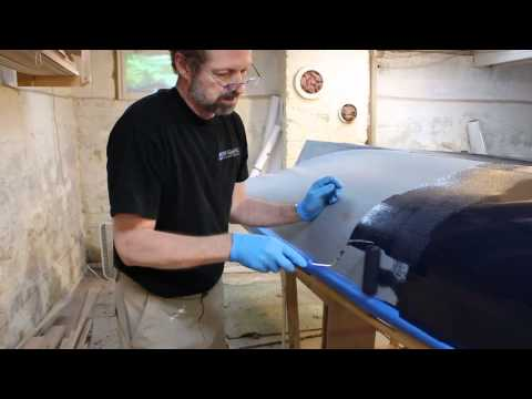 Rolling and Tipping - First Coat - YouTube