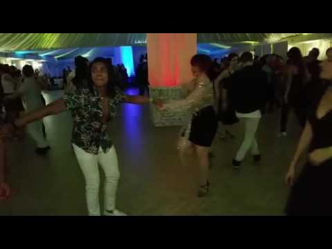 Marvin Ramos & Andrada Lemni At Danubian Salsa Fest 2016