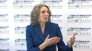 Pam Popper - Food Over Medicine: The Conversation That Could Save Your Life - Offstage Interview2018