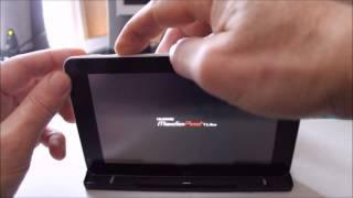 Huawei MediaPad 7 Lite -  делаем Hard Reset (сброс к заводским настройкам)
