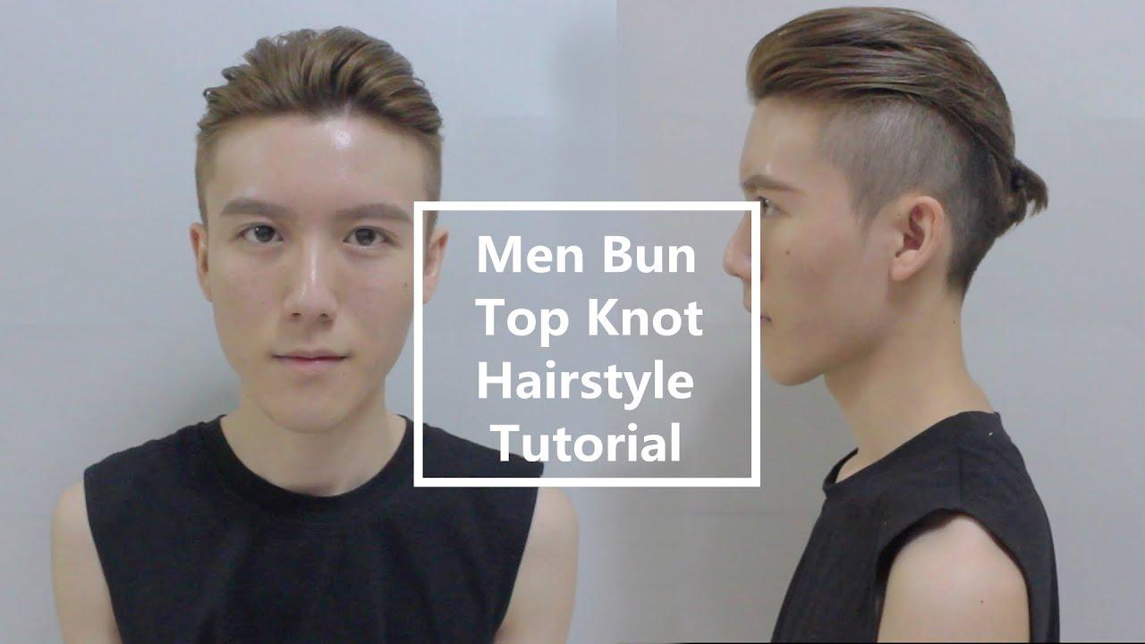 HoBZai Yap Boys Mens Man BunTop Knot