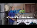 Filtrol 160 Installation | Septic Safe Products | Washing Machine Lint Filter
