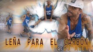 Dj Alex - Leña Para El Carbón // Jose Sanchez ZUMBA cumbia Choreo