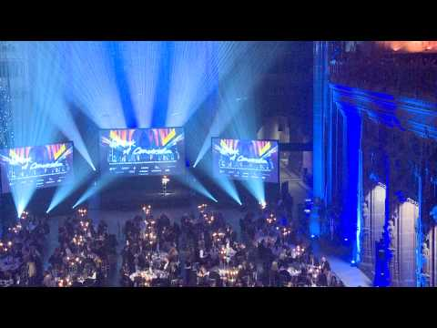Liverpool & Sefton Chambers of Commerce 2014 Annual Dinner Timelapse Video