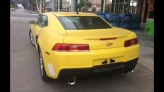 2015 camaro v6 exhaust sound