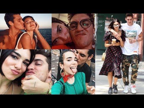 Dua Lipa's Beautiful Moments With her Boyfriend Isaac Carew