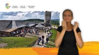 Świętokrzyskie, Zamek Chęciny i Jaskinia Raj - IS