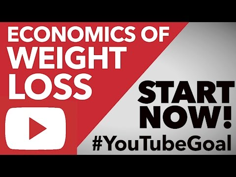 5 Ways Economics Can Help You Lose Weight- Econ IRL Episode 2