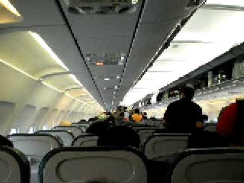 Inside Cebu Pacific Airplane Youtube