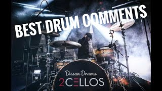 Dusan Drums Live @ Arena di Verona - With Comments