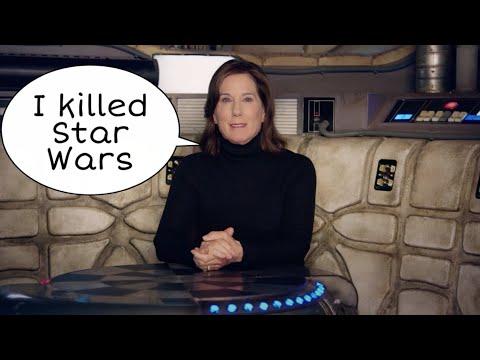 Disney Preparing For Kathleen Kennedy To Leave Lucasfilm - Saving Star Wars