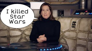 Disney Preparing For Kathleen Kennedy To Leave Lucasfilm - Saving Star Wars