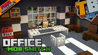 Hostile Mob Switch | Truly Bedrock Season 1 [52] | Minecraft Bedrock Edition SMP (MCPE / MCBE)