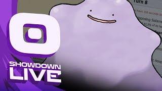 """""""PREPARE FOR DITTO"""" Pokemon Ultra Sun & Moon! OU Showdown Live w/PokeaimMD"""