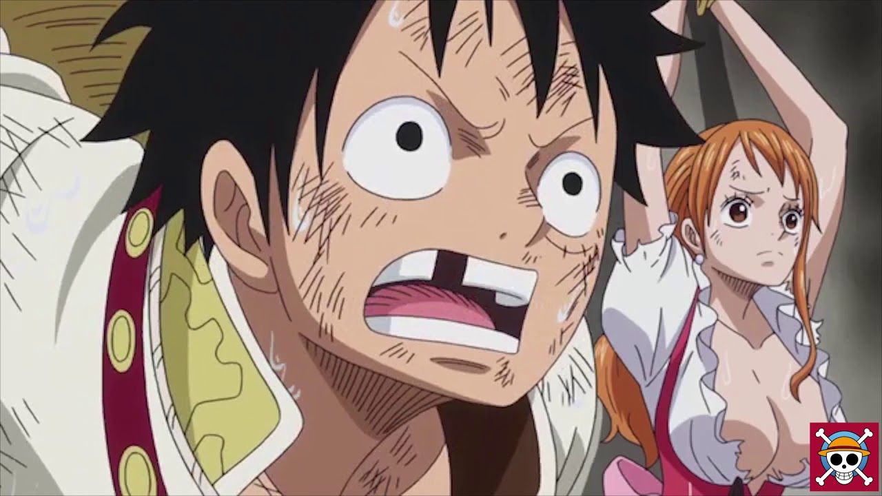 Download One Piece 814  - Pudding meeting Luffy & Nami