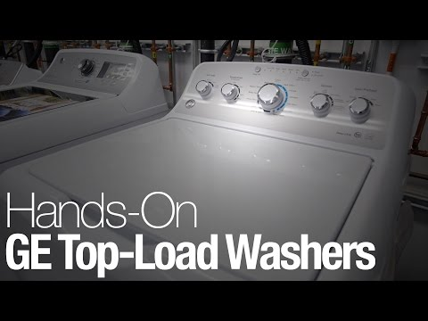 GEs New Washing Machines Have Everything Americans Want